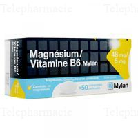 MG/B6 MYL 48MG/5MG CPR BT50
