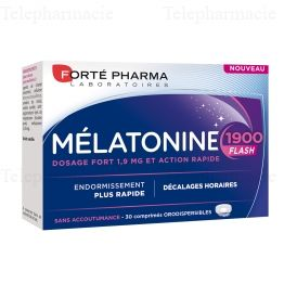 MELATONINE FORTE 1900 CPR BT