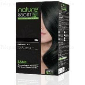NATURE&SOIN KIT COLOR CHATAIN