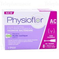 PHYSIOFLOR ACIDIFIANT GEL UN