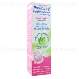 PRORHINEL SOL NAS ALOE ENFANT SP100ML