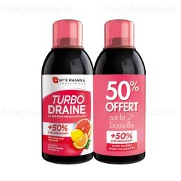 Turbodraine Agrumes Lot de 2 x 500ml