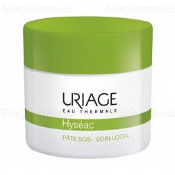 Hyséac pâte SOS soin local Pot 15ml